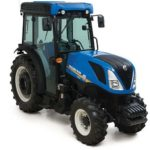 New Holland T4F And T4V Narrow Series Small Tractors Information