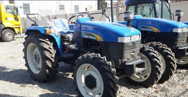 NEW HOLLAND TT40 Tractor