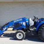 New Holland 33 TO 47 HP Boomer Compact Tractors Info.