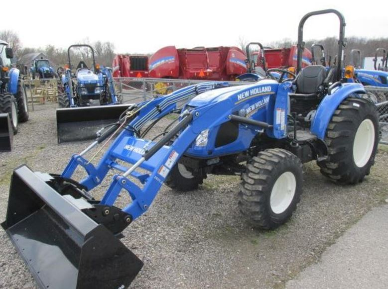 New Holland BOOMER 47 Compact Tractor