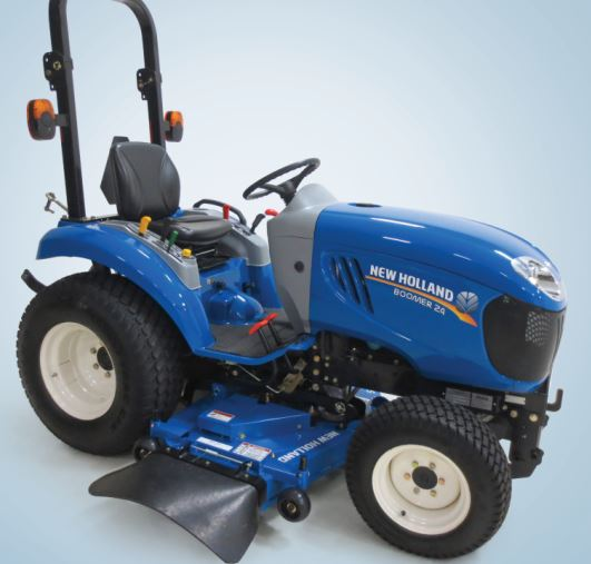 New Holland Boomer 24 Compact Tractor Key Facts