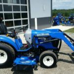 New Holland Boomer 24 Compact Tractor Parts Specs Price Features Images
