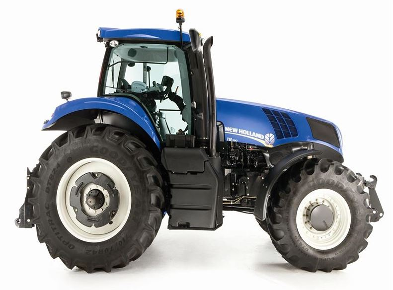 New Holland GENESIS T8.320 Tractor
