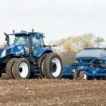 New Holland GENESIS T8 Series 320 To 435 MAX Engine hp Tractors Info.