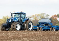 New Holland GENESIS T8.350 Tractor