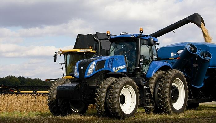 New Holland GENESIS T8.380 Tractor