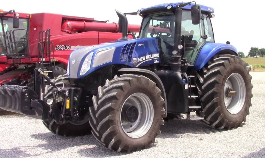 New Holland GENESIS T8.410 Tractor