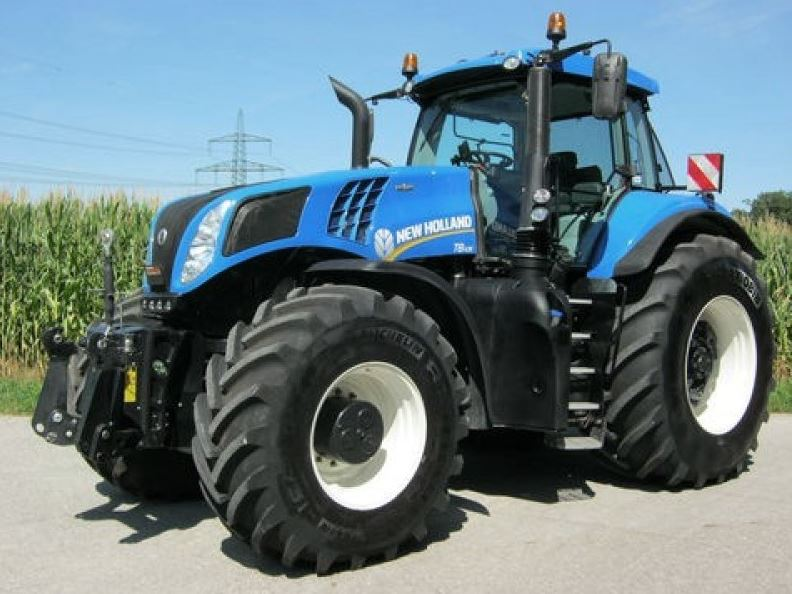 new holland genesis t8 series tractors price specifications