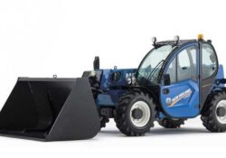 New Holland LM7.42 ELITE Compact Telehandlers Tractor