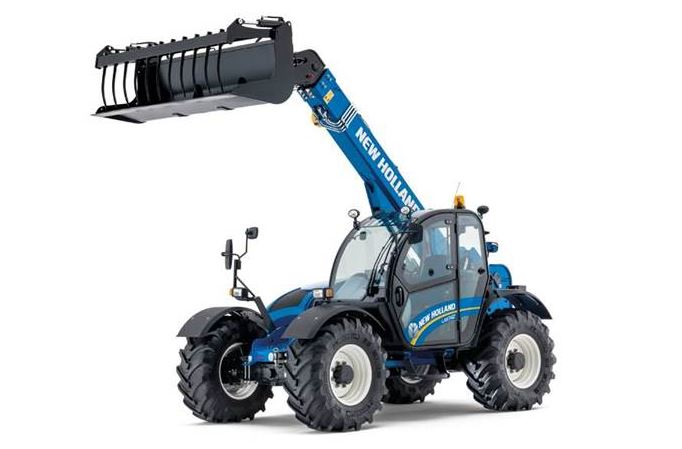 New Holland LM9.35 Compact Telehandlers Tractor