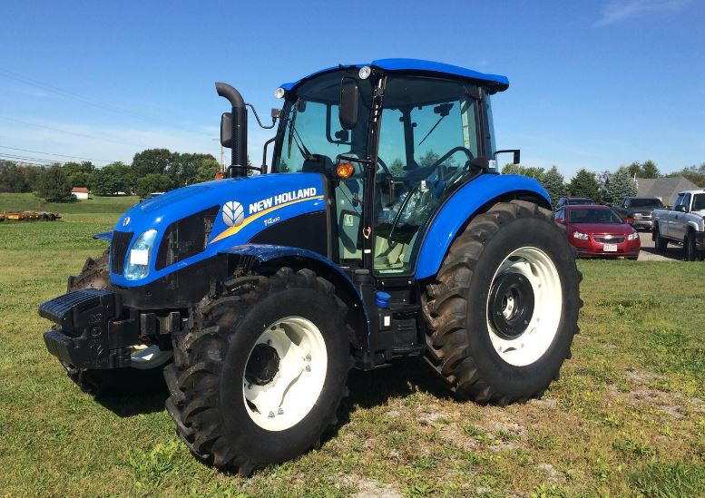 New Holland T4.100 Utility Tractor