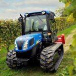 New Holland TK4000 Series Crawler Tractors Information