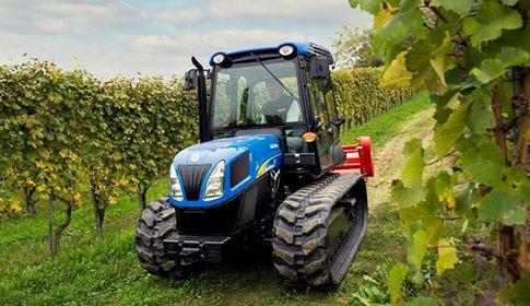 New Holland TK4030V Crawler Tractors