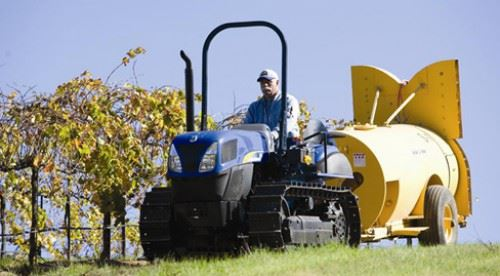 New Holland TK4050M Crawler Tractors