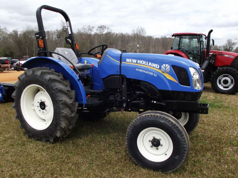 New Holland Workmaster 50 Utility Tractor