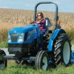 New Holland Workmaster Utility Tractors Specifications Price Features