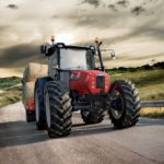 SAME SILVER³ 100 | 110 Open Field Tractors Information