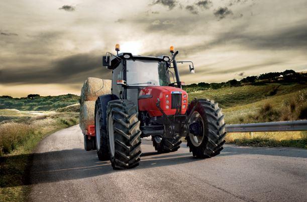 SAME SILVER³ 100 Tractor
