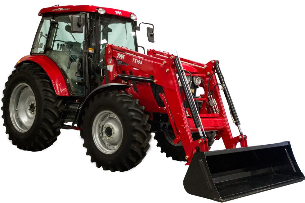 Tym T1054 Power Shuttle Utility Tractor