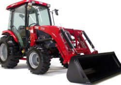Tym T454 Compact Utility Tractor