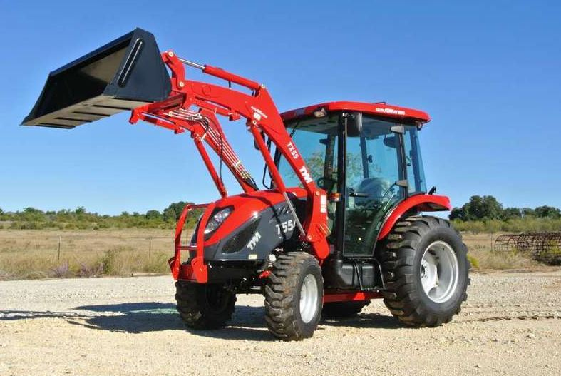 Tym T554 GEAR Compact Utility Tractor