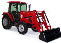 Tym T654 Power Shuttle Utility Tractor