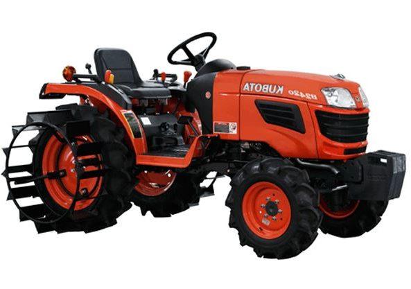 Kubota B2420 Compact Tractor Price