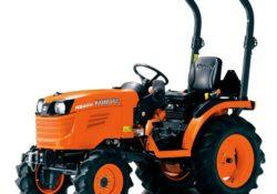 Kubota B2420 Mini Tractor Overview