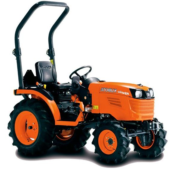 Kubota B2420 Mini Tractor Overview