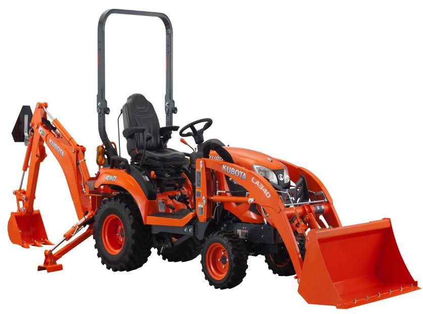 Kubota Tractor Weights : Kubota bx series sub compact tractors price specs