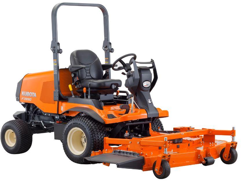 Kubota F3990 4WD Lawn Mower