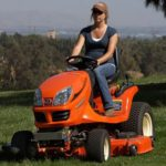 Kubota GR20 Series Lawn Mower Information
