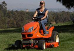 Kubota GR20 series Lawn Mower