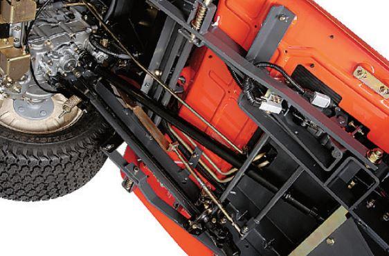 Kubota GR20 series Lawn Mower HST Transmission