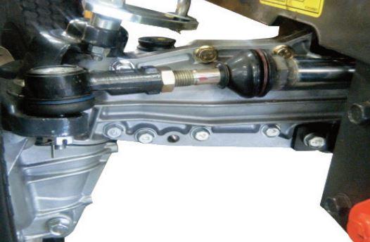 Kubota GR20 series Lawn Mower Hydrostatic Power Steering
