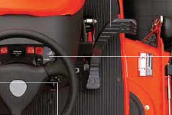 Kubota GR20 series Lawn Mower Shaft Drive Transmission