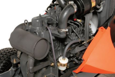 Kubota GR20 series Lawn Mower engine