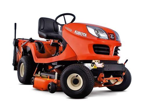 Kubota GR2020G Lawn Mower