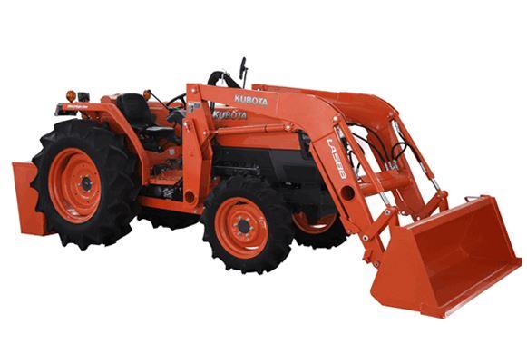 Kubota L4508 4WD Small Tractor