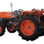 Kubota L4508 4WD Small Tractor Price Specs Attachments Information