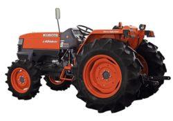 Kubota L4508 Small Tractor Key Facts