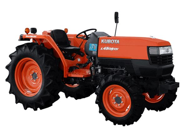 Kubota L4508 Small Tractor Key Features