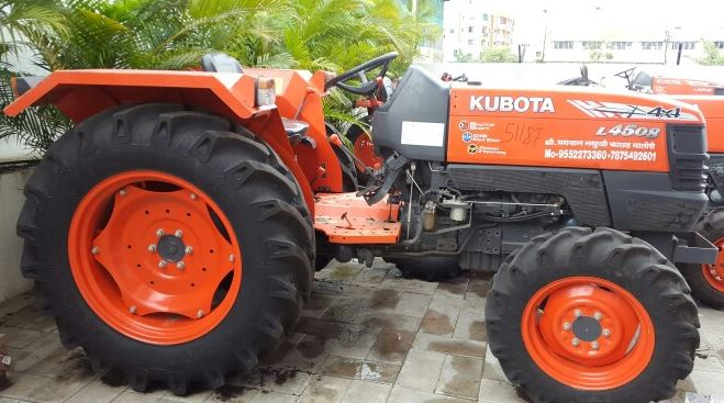 Kubota L4508 Small Tractor Price in India