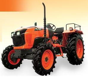 Kubota MU4501 2WD Tractor Overview