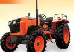 Kubota MU4501 4WD Tractor Overview