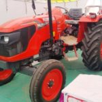 Kubota MU5501 4WD 55HP Tractor Price in India Specs Features