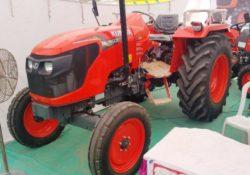 Kubota MU5501 4WD Tractor Key Features