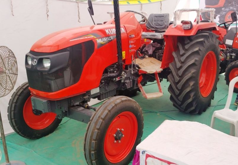 Tractor Gears Turning : Kubota mu wd hp tractor price specs features