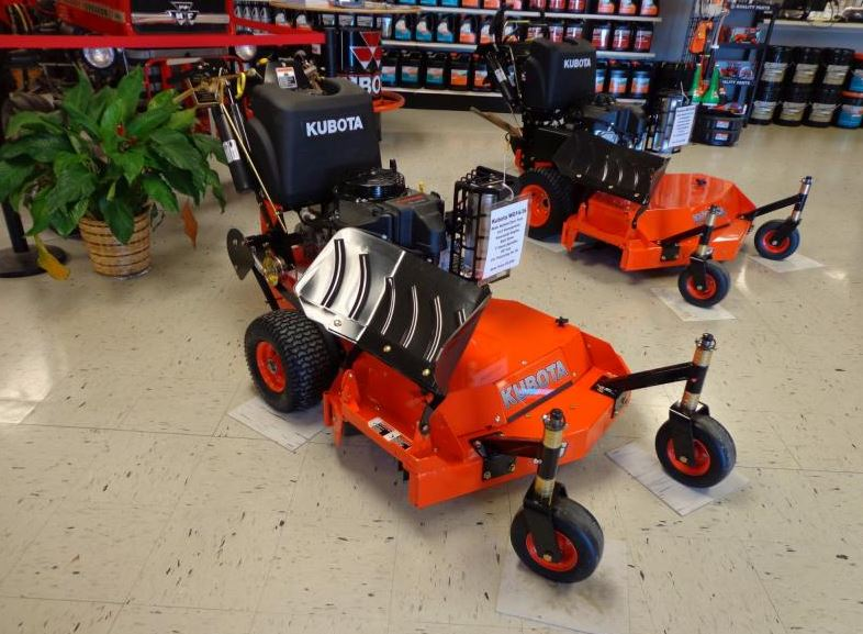 Kubota Walk Behind Lawn Mower WG14-36 Key Features