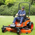 Kubota Zero Turn Mower ZD1000 Series Information